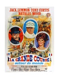 "Blake Edwards' the Great Race  1965  ""The Great Race"" Directed by Blake Edwards"