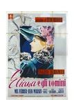 """Paris Does Strange Things  1956  """"Elena Et Les Hommes"""" Directed by Jean Renoir"""