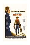 """They Called Him Hondo  1953  """"Hondo"""" Directed by John Farrow"""