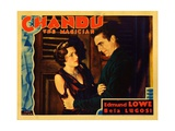 Chandu the Magician  1932  Directed by Marcel Varnel  William Cameron Menzies