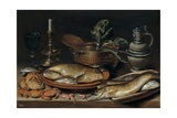 Still Life  1611  Flemish School
