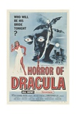 """Dracula 1958  1958  """"Dracula"""" Directed by Terence Fisher"""