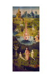 The Garden of Earthly Delights: the Garden of Eden  1503-1504  Dutch School