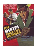 "Rififi  1955  ""Du Rififi Chez Les Hommes"" Directed by Jules Dassin"