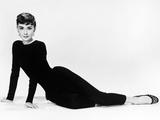 "Audrey Hepburn. ""Sabrina Fair"" 1954, ""Sabrina"" Directed by Billy Wilder. Diseñador: Givenchy Papier Photo"