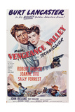 Vengeance Valley  1951  Directed by Richard Thorpe