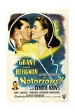 Notorious  1946  Directed by Alfred Hitchcock