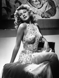 "Rita Hayworth ""Tuesday's Orchids"" 1942  ""You Were Never Lovelier"" Directed by William A Seiter"