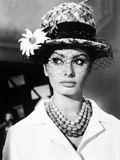 "Sophia Loren ""The Millionairess"" 1960  Directed by Anthony Asquith"