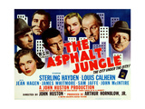 The Asphalt Jungle  1950  Directed by John Huston