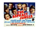 The Asphalt Jungle  1950  Directed by John Huston