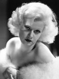 "Jean Harlow ""Red Dust"" 1932  Directed by Victor Fleming"