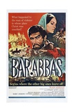 Barabbas  1962  Directed by Richard Fleischer