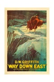 Way Down East  1920  Directed by D W Griffith