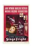 Stage Fright  1950  Directed by Alfred Hitchcock