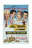 "The Pleasure Is All Mine  1955  ""Three for the Show"" Directed by H C Potter"