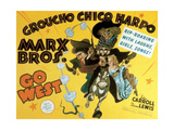 "Marx Brothers Go West  1940 ""Go West"" Directed by Edward Buzzell"