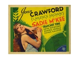 Sadie Mckee  1934  Directed by Clarence Brown