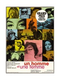 "A Man And a Woman  1966  ""Un Homme Et Une Femme"" Directed by Claude Lelouch"