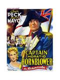 "Captain Horatio Hornblower  1951  ""Captain Horatio Hornblower R N"" Directed by Raoul Walsh"