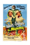 Abbott And Costello Meet the Mummy  1955  Directed by Charles Lamont