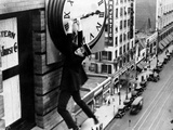 "Harold Lloyd ""Safety Last"" 1923  Directed by Fred Newmeyer"