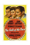 "George Stevens' the Talk of the Town  1942  ""The Talk of the Town"" Directed by George Stevens"