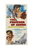 The Prisoner of Zenda  1952  Directed by Richard Thorpe