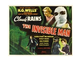 The Invisible Man  1933  Directed by James Whale