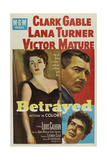 "The True And the Brave  1954  ""Betrayed"" Directed by Gottfried Reinhardt"