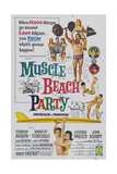 Muscle Beach Party  1964  Directed by William Asher
