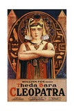 Cleopatra  1917  Directed by J Gordon Edwards