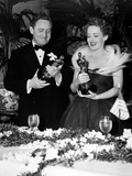 "11th Annual Academy Awards  1938 Spencer Tracy ""Boys Town"" with Bette Davies ""Jezabel"""