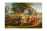 Peasant Dance  1630-1635