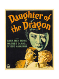 Daughter of the Dragon  1931  Directed by Lloyd Corrigan