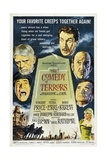 The Comedy of Terrors  1963  Directed by Jacques Tourneur