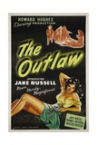 The Outlaw  1943  Directed by Howard Hughes