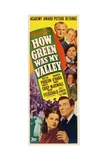"""How Green Was My Valley"" 1941  Directed by John Ford"