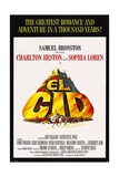 El Cid  1961  Directed by Anthony Mann