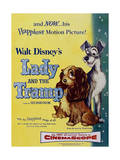The Lady And the Tramp  1955  Directed by Clyde Geronimi  Wilfred Jackson  Hamilton Luske