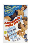 Dangerous When Wet  1953  Directed by Charles Walters