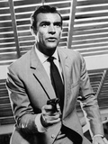 "Sean Connery ""Doctor No"" 1962  ""Dr No"" Directed by Terence Young"