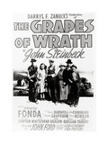 "Daryl F Zanuck's Producion of ""The Grapes of Wrath"" by John Steinbck"