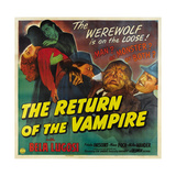 Return of the Vampire  1944  Directed by Lew Landers