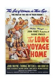 The Long Voyage Home  1940  Directed by John Ford