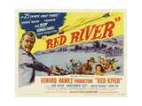 "The River Is Red  1948  ""Red River"" Directed by Howard Hawks"