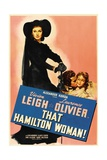 "Lady Hamilton  1941  ""That Hamilton Woman"" Directed by Alexander Korda"