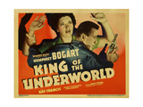 "Unlawful  1939  ""King of the Underworld"" Directed by Lewis Seiler"