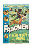 The Frogmen  1951  Directed by Lloyd Bacon