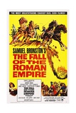 The Fall of the Roman Empire  1964  Directed by Anthony Mann